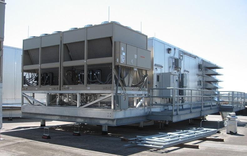 Air Handling System : Environmental air systems inc handling units