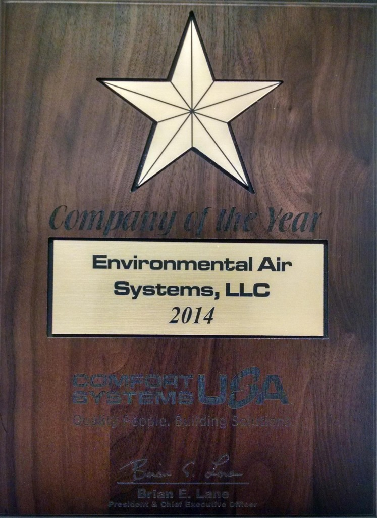 2014 CSUSA Company of the Year